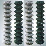 철망사 담 또는 방호벽 또는 다이아몬드 담
