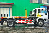 10-18cbm 훅 적재용 트럭, hooklift 쓰레기 트럭