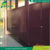 Componentes comerciais do compartimento do toalete dos Washrooms com acessórios