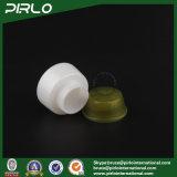 8g白く新しいデザインプラスチックねじ空の目のクリームの化粧品の瓶
