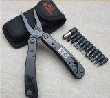 Комбинация ножа инструмента выживания глуши K10 многофункциональная