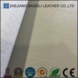 Cuir métallisé gravé en relief de Faux de meubles de PVC pour les chaussures, le sac, la portée de véhicule couverte et le capitonnage