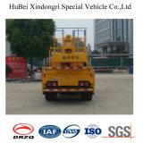 vrachtwagen van het Platform van 13.5m Isuzu Qingling de Lucht met Hoister