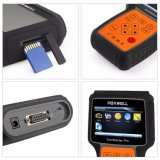 Foxwell Nt614 OBD Automotive Scanner ECU ABS SRS Airbag Transmission avec lecteur de code Big Screen Détecteur de voiture