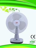 16 pouces de C.C 12V de C.C de ventilateur de Tableau de ventilateur de ventilateur coloré de bureau (SB-T-DC40O)