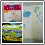 De Producten van de baby, Droge Oppervlakte, maken de AchterLuier van de Baby van de Film, Aangepaste Comfortabele Nappy van de Baby glad