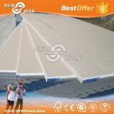 Placa de gesso de gesso padrão para placa de parede e teto