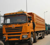 Shacman 가격 30 톤 팁 주는 사람 8X4 쓰레기꾼