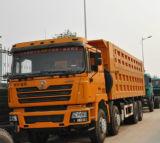 Camion à benne basculante de Shacman 30 tonnes du tombereau 8X4 de prix de dumper