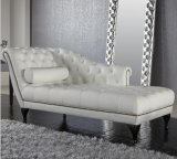 거실 나른하은 팔걸이 의자 단순한 설계 소파