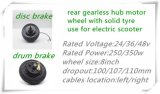 '' Nueva E-Bici 250W del diseño Jb-8 venta al por mayor eléctrica del motor de la bicicleta de 8 pulgadas