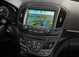 Relação video Android do sistema de navegação do GPS para insígnias de Opel/Buick Regal