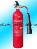 2kg опорожняют гаситель Fie СО2 цилиндра с аттестацией Ce