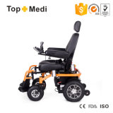 Fauteuil roulant à extrémité élevé d'hôpital de mobilité d'énergie électrique de Topmedi