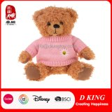 De in het groot Pluche Gevulde Teddybeer van het Stuk speelgoed