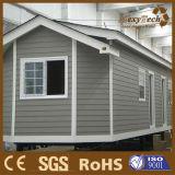 Revêtement en bois composé de mur extérieur du constructeur WPC de la Chine