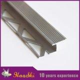 Perfil de aluminio del ajuste del azulejo del precio bajo del cuarto de baño