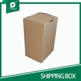 Zoll gedruckter gewölbter Werbungs-Verschiffen-Kasten