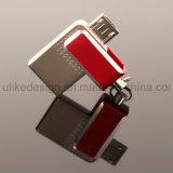 Schwenker-Torsion Mini-OTG USB-Blinken-Laufwerk (UL-OTG003)