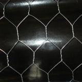 六角形の金網か電流を通された金網