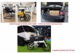 batterie au lithium 36V vélo électrique de mini pliage de roue de 14 pouces avec des pédales