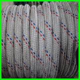 Faisceau de 8 souillures, corde tressée tressée d'amarrage de 96mm Nylon/PE/PP/UHMWPE