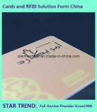 Cartão com selo quente para a sociedade