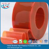 Het vrije Rode Scherm 4mm van de Steekproef Gordijn van de Deur van het Lassen van de Strook van pvc van de Dikte het Vinyl Plastic
