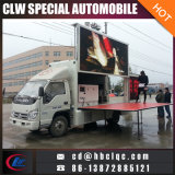Foton 15cbm Tela Móvel LED Display LED Mobile Stage Truck