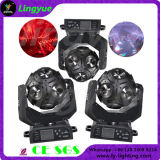 Football LED Moving Head 12X12W Mini Faisceau de Lumière