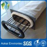 China fêz sacos de filtro de alta temperatura