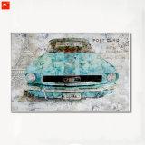 Украшение Paitning стародедовского автомобиля
