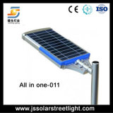 Todos en una luz de calle solar del LED 15W con Epistar