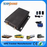 Perseguidor de seguimiento elegante Vt310 del GPS del activo del vehículo popular de la seguridad con el sensor ultrasónico del combustible