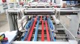 China hizo la máquina pegada Pur de la fabricación de cajas del PVC PP del animal doméstico (el rectángulo bloqueado inferior)