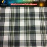 150d*150d la tela Yarn-Dyed, hilados de polyester Ckeck teñido, llega la verificación
