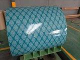 El acero de la impresión PPGI/PPGL enrolla las hojas de China