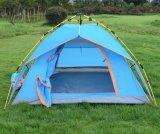 O acampamento ao ar livre automático hidráulico 3-4 povos dobra a barraca de dobramento