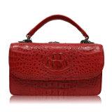 Bolso de las señoras de moda los bolsos de hombro de noche del diseñador Genunine bolsa de cuero