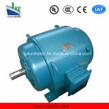 Motore asincrono a tre fasi Js128-6-215kw del frantoio del motore di CA di bassa tensione di serie di Js