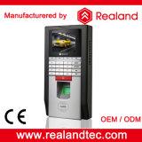 Presenza di tempo dell'impronta digitale e sistema di controllo biometrici di accesso
