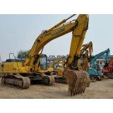 Correa eslabonada usada Excacator KOMATSU PC300-7 del excavador usado de KOMATSU PC300-7