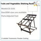 Фрукт и овощ Shelving шкаф металла шкафов CS-S101