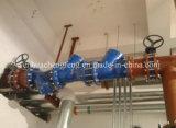 Sistema de fonte da água para o edifício
