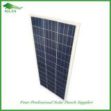 80W多太陽電池パネルの太陽エネルギーシステム