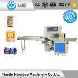 Máquina de embalagem horizontal Snack ND-250X / 350X / 450X