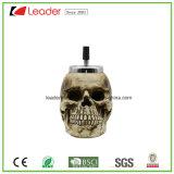Figurines головки черепа Polyresin для Halloween и домашнего украшения
