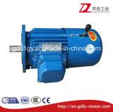 Moteur électromagnétique de frein de Y2ej 80~250, tension DC90V/DC170V d'excitation