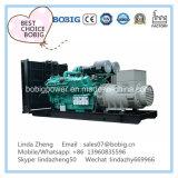 générateur de méthane de biogaz de 30kw 50kw sans type ouvert d'écran