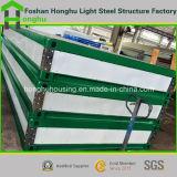 살기를 위한 Prefabricated 집 콘테이너 집 모듈 20 피트